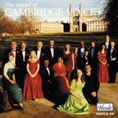 Sound of the Cambridge Voices