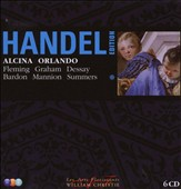 Handel: Alcina; Orlando