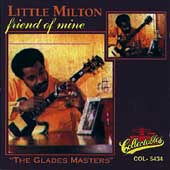 Little Milton: Friend of Mine