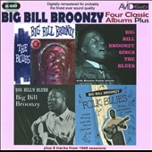Big Bill Broonzy: Four Classic Albums