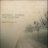 Michael Nyman: Piano Collection / Bashmet