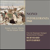 Luigi Nono: Intolleranza (German version)