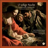 Silent Night: Traditional Christmas Music / Concilium Musicum, Vienna