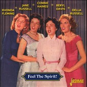 Jane Russell (Actress): Feel the Spirit