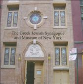 Marcia Ikonomopoulos: The Greek Jewish Synagogue and Museum of New York: Interview with Marcia Ikonomopoulos, Museum Director