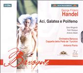 Handel: Aci, Galatea e Pollifemo