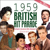 Various Artists: The  1959 British Hit Parade, Pt. 2: July-December