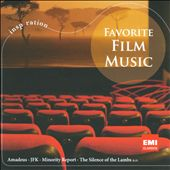 Favorite Film Music / Music from Amadeus, JFK, Minority Report, et al.