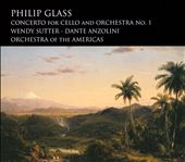 Philip Glass: Concerto for Cello and Orchestra No. 1 / Wendy Sutter, cello