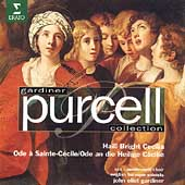 Purcell: Hail! Bright Cecilia / Gardiner, English Baroque