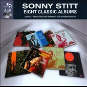 Sonny Stitt: Eight Classic Albums [Box]