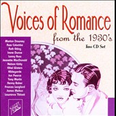 Various Artists: Voices of Romance from the 1930's