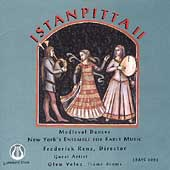 Istanpitta II / Renz, New York Ensemble for Early Music