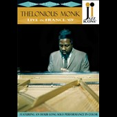 Thelonious Monk: Jazz Icons: Live in France 1969