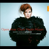 Opera Arias by Gluck, Haydn and Mozart / Marie-Nicole Lemieux