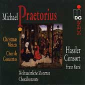 SCENE  Praetorius: Christmas Motets, Chorale Concertos