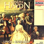 Haydn: Chamber Music for Winds & Strings / Linos Ensemble