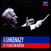 Vladimir Ashkenazy: 50 Years on Decca / Ashkenazy, Perlman, Harrell, Fistoulari, Solti, Kondrashin et al.  [Limited Edition]