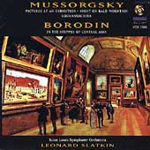 Moussorgsky: Pictures at an Exhibition, etc / Slatkin