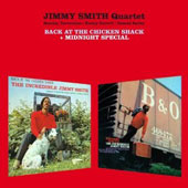Jimmy Smith (Bass)/Jimmy Smith (Organ): Back at the Chicken Shack/Midnight Special