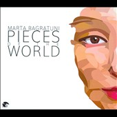 Pieces of the World - Music for 2 cellos by Barriere, Schubert, Popper, Bloch, Vasks, Sonevitsky et al. / Marta Bagratuni, cello