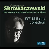 Stanislaw Skrowaczewski 90th Birthday Collection: The Complete Oehms Classics Recordings - Bruckner, Beethoven, Schumann, Brahms, Bartok et al. [28 CDs]