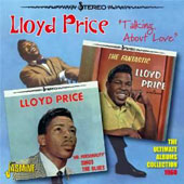 Lloyd Price: Talking About Love: Ultimate Albums Collection