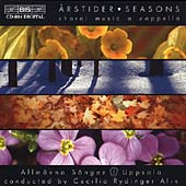 Seasons - Choral Music a Cappella / Alin, Allm&auml;nna S&aring;ngen