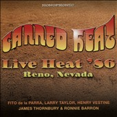 Canned Heat: Live Heat 86 Reno Nevada [Limited Edition]