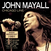 John Mayall: Chicago Line: Radio Broadcast 1991 [9/18]