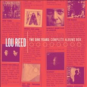 Lou Reed: The Sire Years: Complete Albums Box