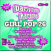 Karaoke: Party Tyme Karaoke: Girl Pop, Vol. 26