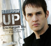 Eric Hargett/Gerry Gibbs/Joey DeFrancesco: Steppin' Up
