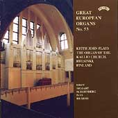 Great European Organs Vol 53 - Kallio Church, Helsinki