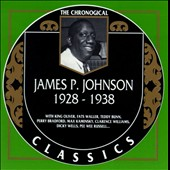 James P. Johnson: 1928-1938