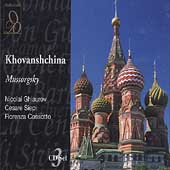 Mussorgsky: Khovanshchina / Leskovich, Ghiaurov, et al