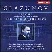 Glazunov: Dance of Salome, etc / Polyansky, et al