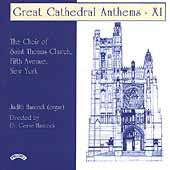 Great Cathedral Anthems Vol 11 / Choir of St Thomas Church