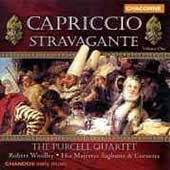 Capriccio Stravagante Vol 1 / Purcell Quartet, et al