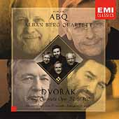 Dvorák: String Quartets Op 51 & 105 / Alban Berg Quartett