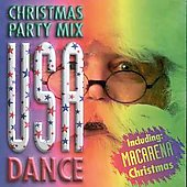 Various Artists: USA Dance Christmas Party Mix