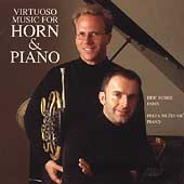Virtuoso Music for Horn and Piano / Ruske, Muzijevic