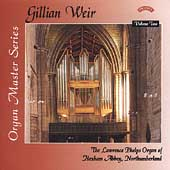 Organ Masters Series Vol 2 - Bach, Schnizer, et al / Weir