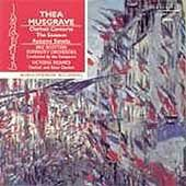 Musgrave: Clarinet Concert, The Seasons, etc / Soames, et al