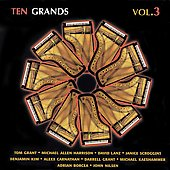 Michael Allen Harrison: Ten Grands, Vol. 3