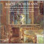 Bach-Schumann: Violin Sonatas and Partitas Vol 2 / Kantorow