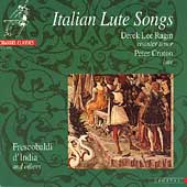Italian Lute Songs / Derek Lee Ragin, Peter Croton