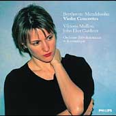 Beethoven, Mendelssohn: Violin Concertos / Mullova, et al