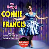 Connie Francis: The Best of Connie Francis [Collectables]