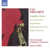 Nielsen: Aladdin Suite, etc / Willen, et al